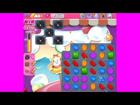 Candy Crush Saga level 2259 ~ no bosters ~ 3 stars