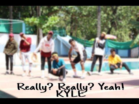 Really? yeah!  KYLE  Hrishikesh kamble choreography