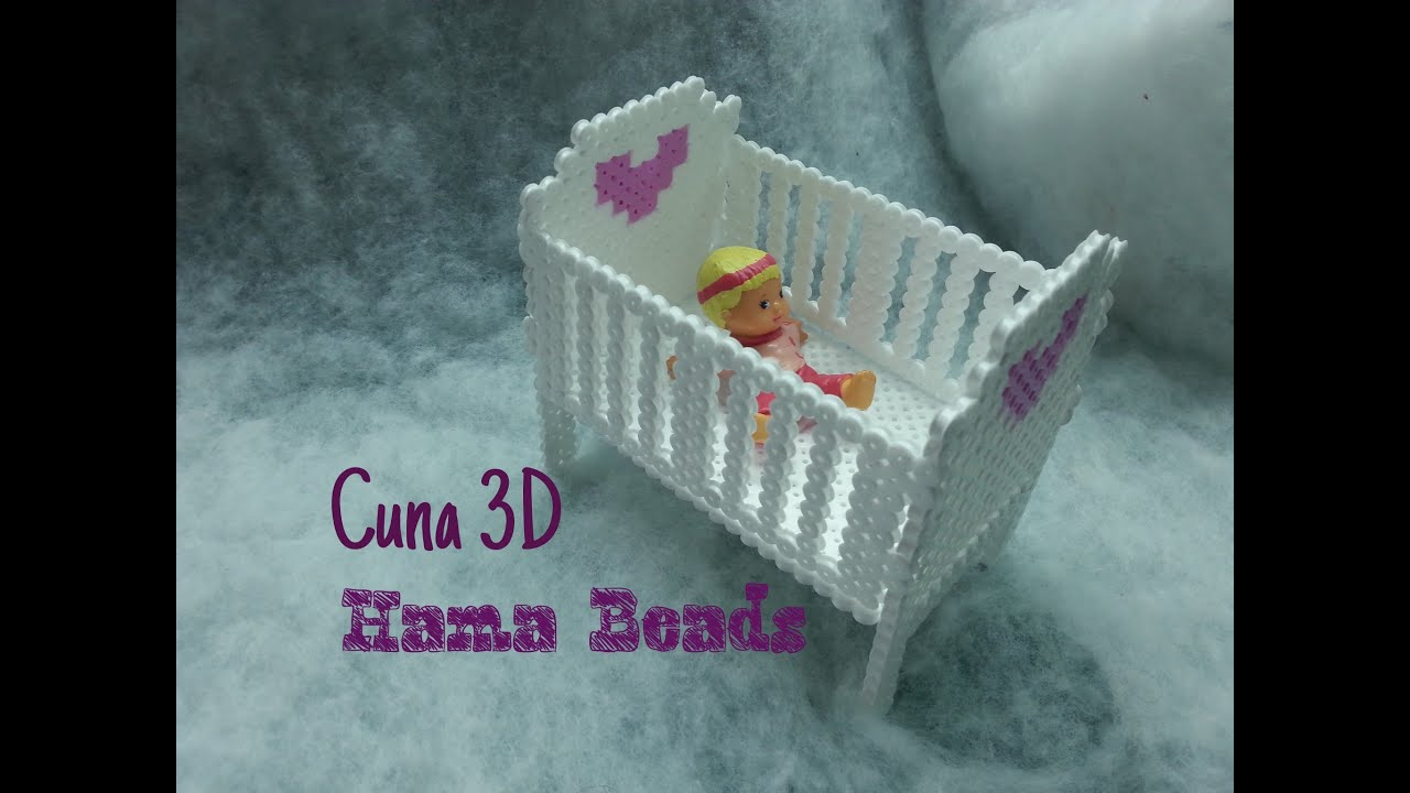 how to make a 3d piano out of hama beads
