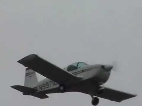 Grumman American AA-1B Trainer (N9971L) departing KWWD.