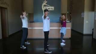 Harry Potter vs Twilight - Dance Tutorial Jason Celaya