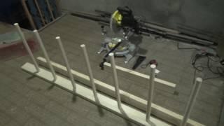 Шведская стенка своими руками в гараже.(Шведская стенка своими руками в гараже., 2017-01-28T14:00:14.000Z)
