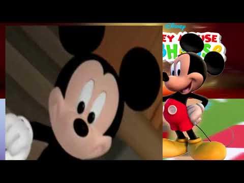 Clubul Lui Mickey Mouse Donald Si Vrejul De Fasole