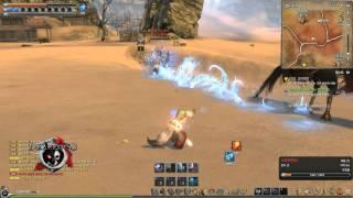 [Drakedog] Blade & Soul CBT2 Force Master PvP Gameplay