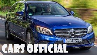 Mercedes Benz C 220 d Estate BLUE | ROAD - TEST DRIVE