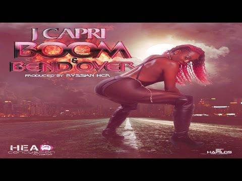 J Capri - Boom And Bend Over | Head Concussion Records