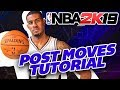 NBA 2K19 Post Moves Tips & Tutorial | Master the Post!
