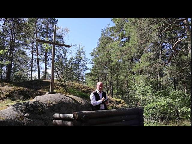 Raamattuhetki - elävän veden virrat aukenevat