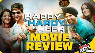 HAPPY HARDY AND HEER : Movie Review   Himesh Reshammiya