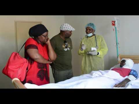 Kenyan Parents: Njoro Has Girlfriend Over (Part 2)