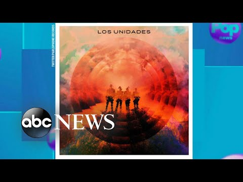 download Is Los Unidades Coldplay's new band name?
