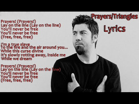 Deftones - Prayers/Triangles Lyrics