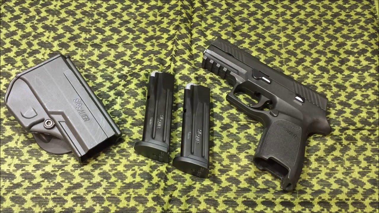 Sig Sauer P320 Compact vs Glock 19 Gen 4 Comparison - TheGunZone