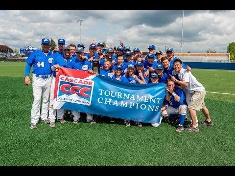 UBC Thunderbirds vs. Concordia Cavaliers - May 4, 2015 NAIA West Final Game 2