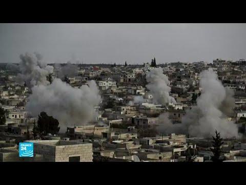 الجيش السوري -قاب قوسين أو أدنى- من السيطرة على معرة النعمان  - نشر قبل 9 دقيقة