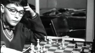 Max Euwe - Hein Donner (Match NK 1955)