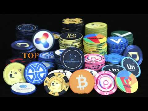 TOP 5 CRYPTOCURRENCY FOR 2018