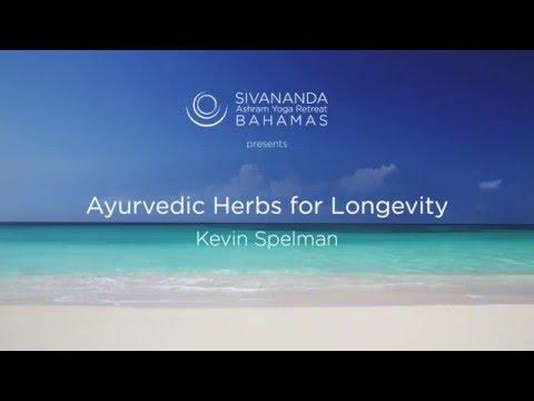 Kevin Spelman: Ayurvedic Herbs for Longevity