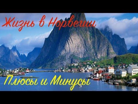 Плюсы и минусы жизни в Норвегии!🇳🇴