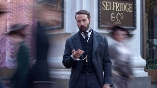 Promo de 'Mr Selfridge', estreno en TVE