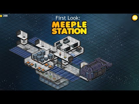 First Look: Meeple Station |