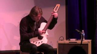GuitarViol Composition Demonstration. Tyler Bates: Watchmen