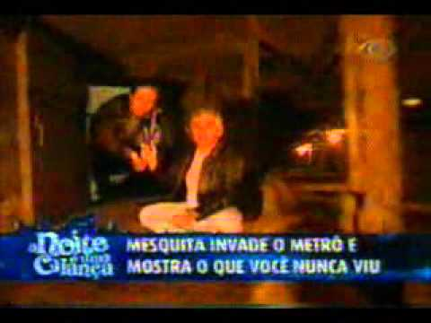 Otávio Mesquita invade o Metrô de São Paulo em 2001 e mostra o que você nunca viu na Band.