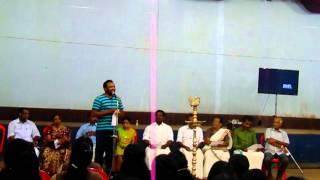 Prem Lal Speech In Anaamaya Organic Club part 1