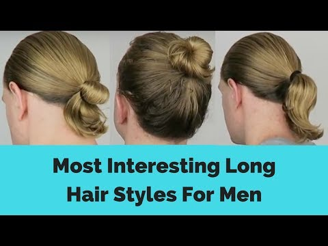How To Rock Long Hair As A Guy - The Top 5 Mens Long Hair Styles
