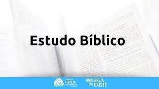 Estudo Bíblico   Alex Dutra