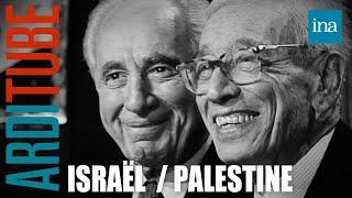 """Shimon Peres, Boutros Boutros Ghali à propos de """"60 ans de conflit israélo arabe"""" - Archive INA"""