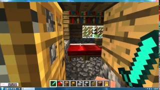 Doing Good Deeds To A Village on Minecraft PC