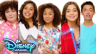 Upside-Down Magic Wand IDs ⭐| Compilation | Upside-Down Magic | Disney Channel