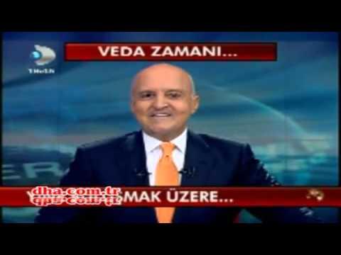 Mehmet Ali Birand'ın veda zamanı konuşması