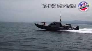 MBDA'S Dual Mode Brimstone missile demonstrates its maritime capability