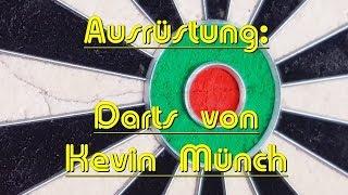 Darts - Ausrüstung - Darts von Kevin Münch