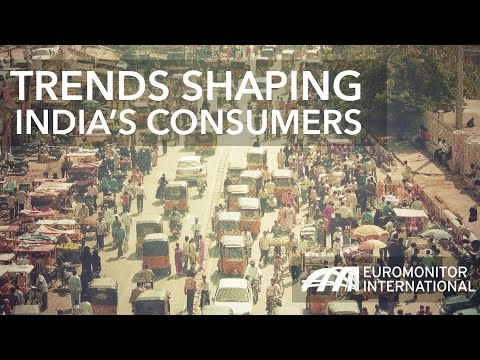 Trends Shaping India's Consumers