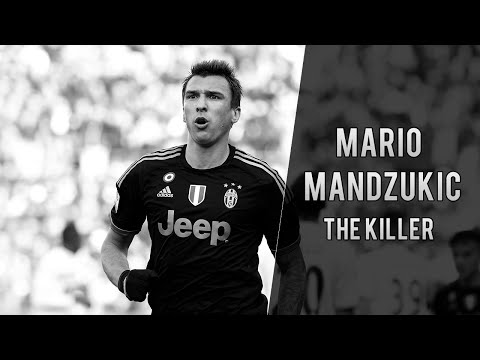 Mario Mandžukić ► The Killer ● Goals & Skills | 2015 - 16 HD