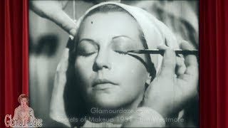 1950s Makeup - Vintage Tutorial by Ern Westmore 1951