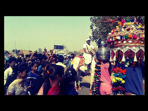 Aadivasi Dance video jhabua District  Tribes   2017