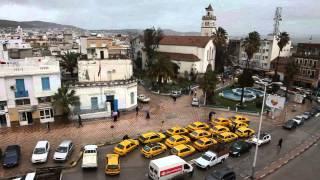 Journee de pluie a Beja..25.02.2015