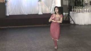 Kisna Hey - A Dance on Hindi Song in Diwali Function 2008 at SPSC Toronto