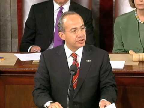 Mexico's President Addresses US Congress