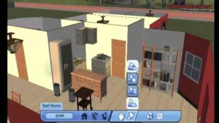 The Sims 3 Wii Making a House | PC | PS3 | DS | XBOX