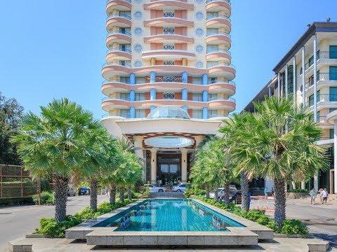 Обзор отеля Long Beach Garden Hotel & Spa. Номера. Паттайя декабрь 2018.