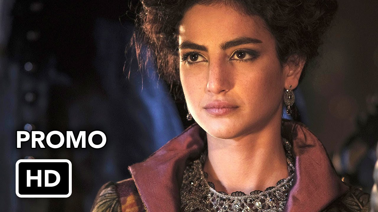 """Download Still Star-Crossed 1x05 Promo """"Nature Hath Framed Strange Fellows in Her Time"""" (HD)"""