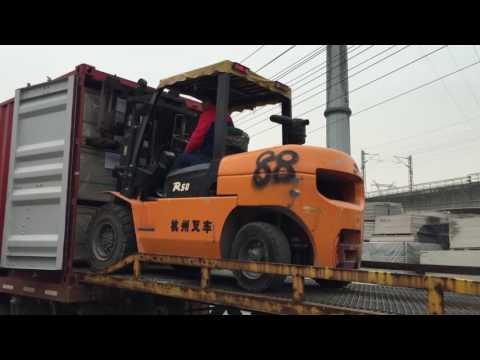 Foshan Olar Co , Ltd Loading Standing Pallet