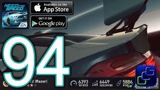 NEED FOR SPEED No Limits Android iOS Walkthrough - Part 94 - Special Event: Return Of Razor C5