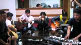 CAFFEINE - HIDUPKU KAN DAMAIKAN HATIMU (live on RASE FM Bandung)