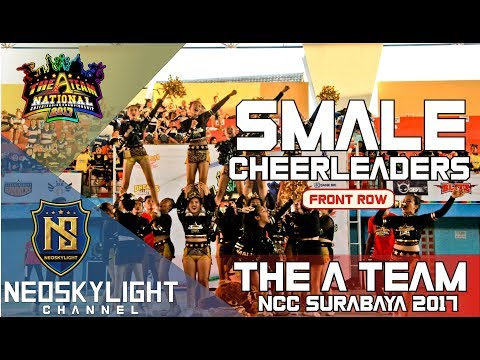 1St Place Smale Cheers I@The A Team National Cheerleading Championship 2017 I [@Neoskylight]
